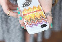 iPhone case pattern idea