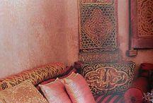 Marockansk stil