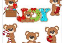 Clip Art - Christmas