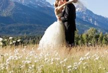 Wedding Inspiration / Inspiration for mountain weddings
