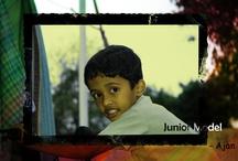 Junior Model / by Ajanthan (Ajan)