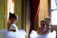 maudjes flower girls and ring bearers / huwelijk