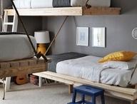 Burt's bedroom