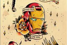 Classic Tattoo & Artwork Ideas