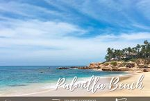 About Cabo Beaches / Learn all about the beaches of Cabo with these inphographics. / by Los Cabos Tourism