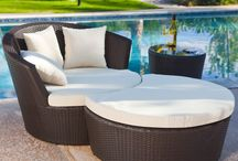 Outdoor decor. / Live outdoors in style / by Angie Kubicek