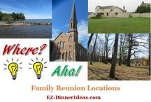 Family Reunion Locations / Food and family are twins.  When family comes together, there is always food.  Family reunion is one of the events of food and family.  How to find a best place for this event?  Check this out.