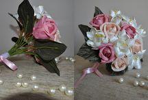 Bridal Bouquets / Gelin buketleri ve aksesuarları