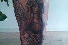 Tattoo #sleeve #voodoo #doll / Voodoo #tattoo #sleeve #doll
