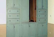 szekrény / beépített