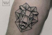    Body Art • Geometric   