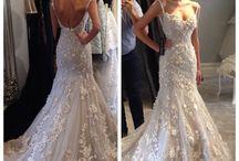 wedding dresses / by Michele Ceaser-Germann