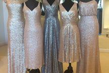 bridesmaids odds and ends / Bridesmaids paraphernalia for Nan's wedding!