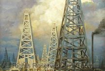 Oil Wells - Andy Thomas