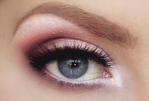 Make-up soft / soft tones