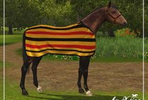 sims 3 horse cc