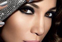 maquillage de ojos marrones estilo JL