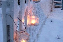 Candles- light up...