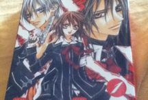 Manga Vampire Knight