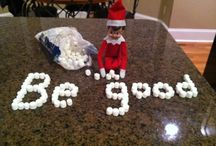 Elf on a Shelf / by Cheryl Hieger