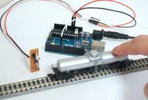 Arduino modelbaan