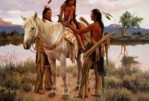 indian nd horses