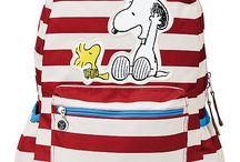 Peanuts Gang -- Snoopy, Woodstock