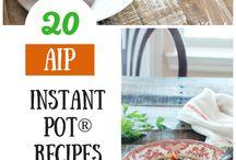 AIP Instant Pot Recipes