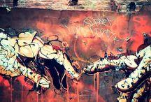 City Art / Graffiti, street art, bigger than life expressions