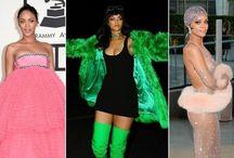 Rihanna's Badass Style / Photos of Rihanna's most badass style moments.