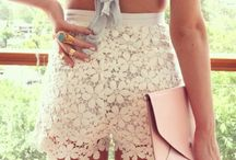 Fashion! / Lots of clothes and beauty things I love!