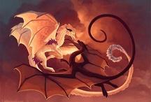 драконы и прочее фэнтези