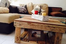 Pallet Forniture / Pallet forniture and decoration