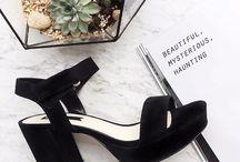 обувь на выпуск