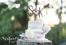 Beautiful and Tasty: Cakes FE Loves / Here are just a handful of the cakes our couples have chosen for their weddings that we've had the honor of photographing (and tasting!).