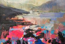 Scott Naismith / Masterful Painter in Scotland