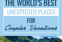 Couples Vacation Adventures / New ideas for couples only vacations