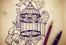 käfig tattoo