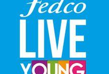 Live Young - Azul / ¿Sabes qué significa el color azul para una LIVE YOUNG?  Descubre en este álbum la razón perfecta para pertenecer a LIVE YOUNG.