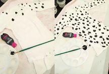 Dalmatian costume for kids