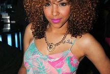 curly color