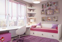 •My room•