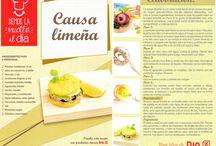 Ceviche y causa limeña de Demoslavueltaaldia