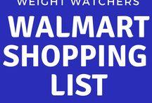 Ww shopping list