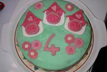 Compleanno - tre porcellini
