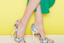 Feeling Floral / Welcome spring with open arms and step into your favorite piece from our fun and flirty floral collection. Slip on floral flats and stroll through festival season. Strut in a pair of floral print heels on a night out. Either way, you'll give your shoe closet a flowery, fresh update. / by STEVE MADDEN