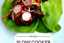 Slow Cooker recipes / Food