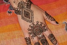 Henna and Mehndi Designs / by The Paper Decorator
