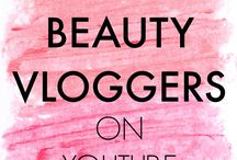 Favorite social media gurus! /  Beauty bloggers, youtubers and other loved web personalities!