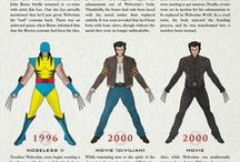 Marvel and DC stuff!